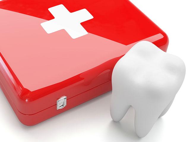 handling dental emergency