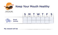 Brushing Schedule - Dr. Dunne DDS